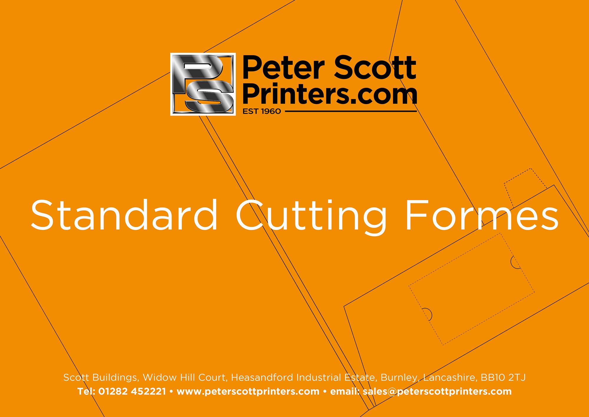 Standard Cutting Formes